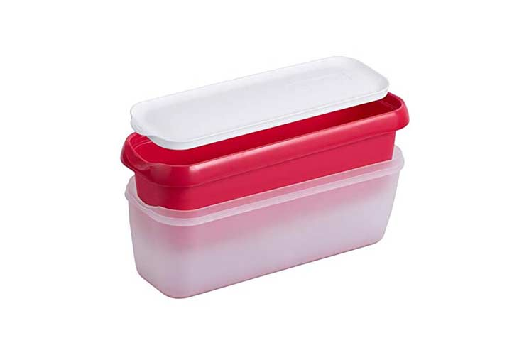 Ice Cream Storage Containers